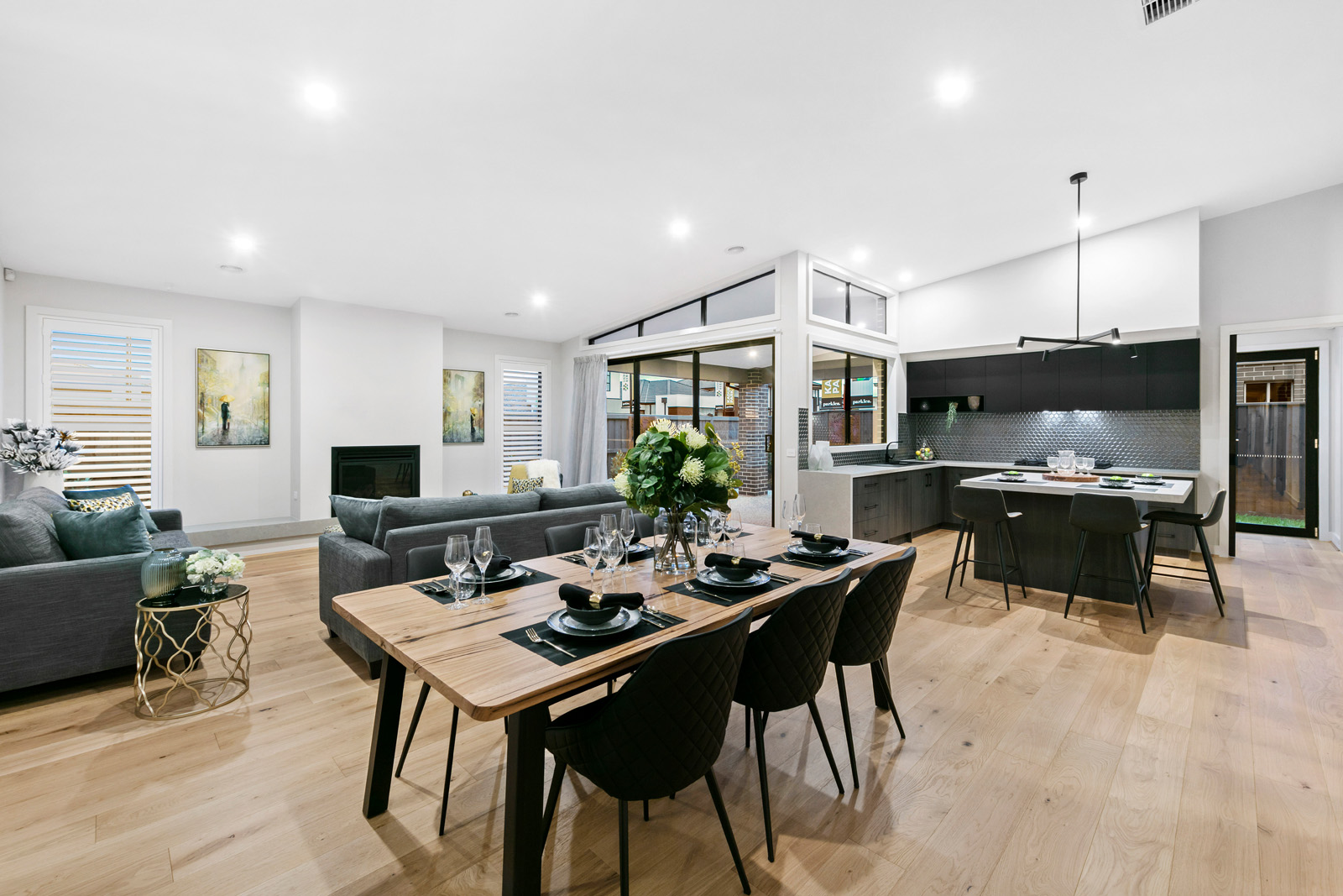 Rawdon Hill Homes Eyre LUXE home inclusions
