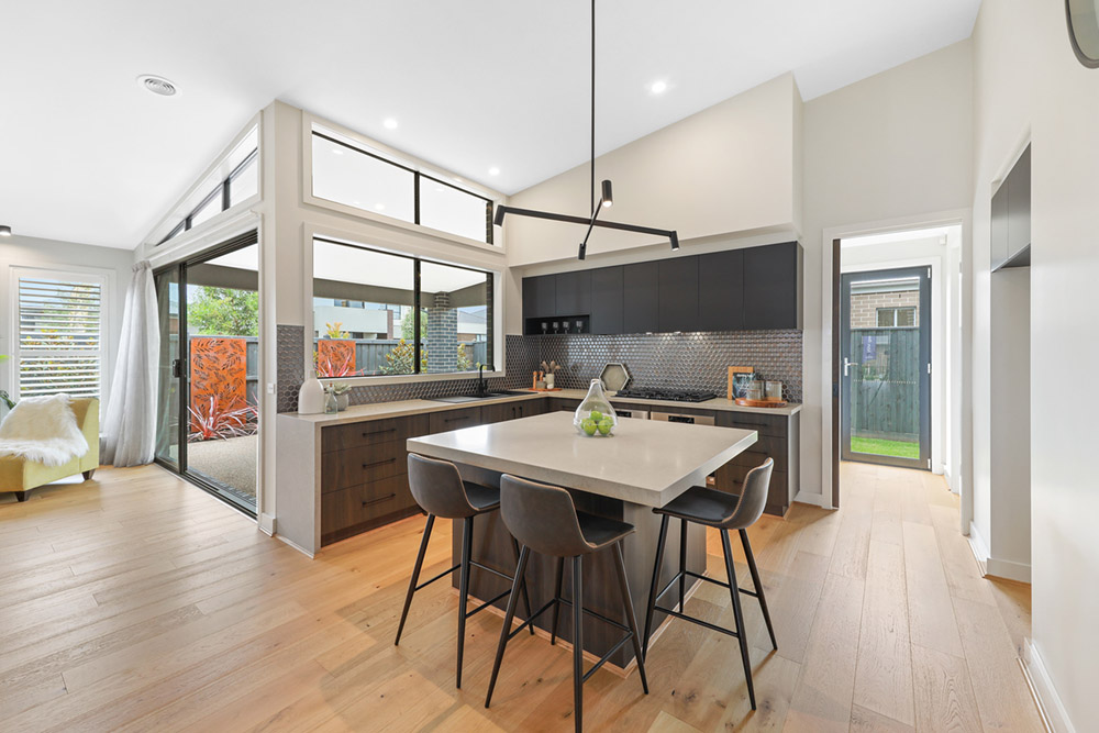 Working with an interior stylist to complete your home